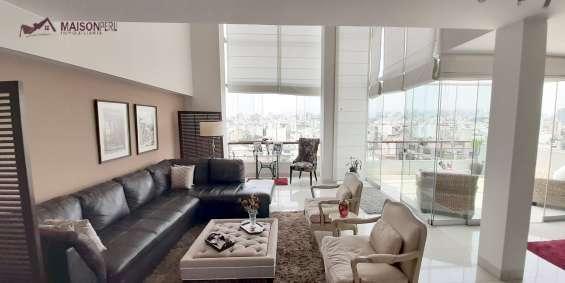 Fotos de Duplex en venta 3 dorm. 230 m2 miraflores (ref: 695) -f-j 3