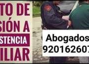 Abogados familia-civil-admnistrativo-penal