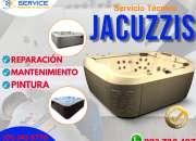 Servicio técnico de jacuzzis; lima, callao y playas del sur