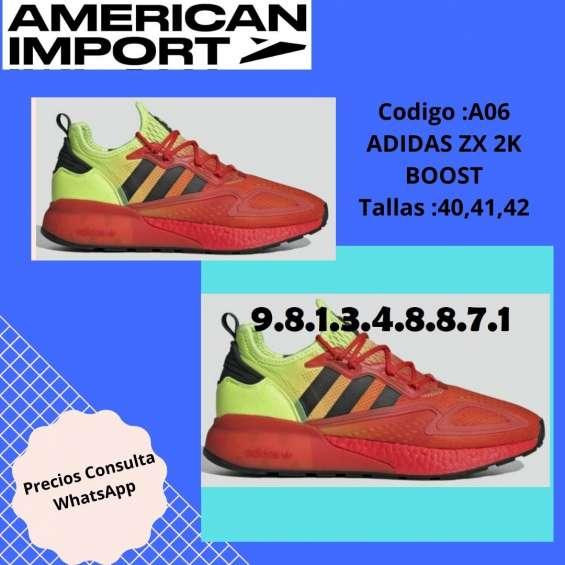 Zapatillas -adidas zx 2k boost-por mayor